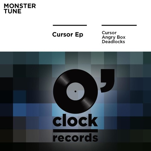 "MONSTER TUNE ""Cursor"" EP Teaser"
