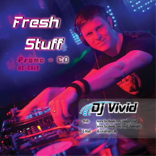 Dj Vivid - Fresh Stuff 02-2013