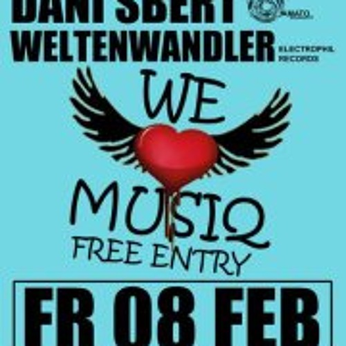 Weltenwandler DJ Set @ Borderline Club Basel 8.2.2013