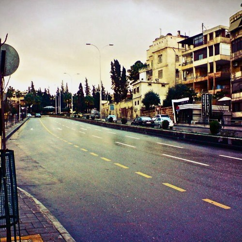 A Dream Of Home - Zack Shaar #Syria