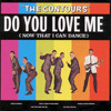 Do You Love Me    The Contours (Red Violin's Jive'n'Bass Edit)