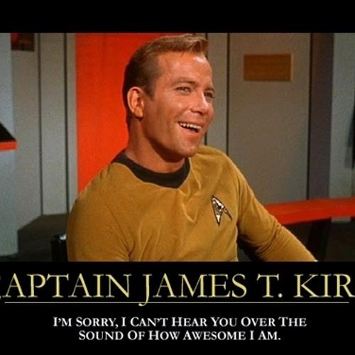 Captain Kirk by: RaiJin