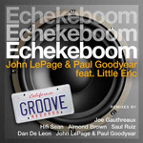 Echekeboom (Dan De Leon Club Mix)