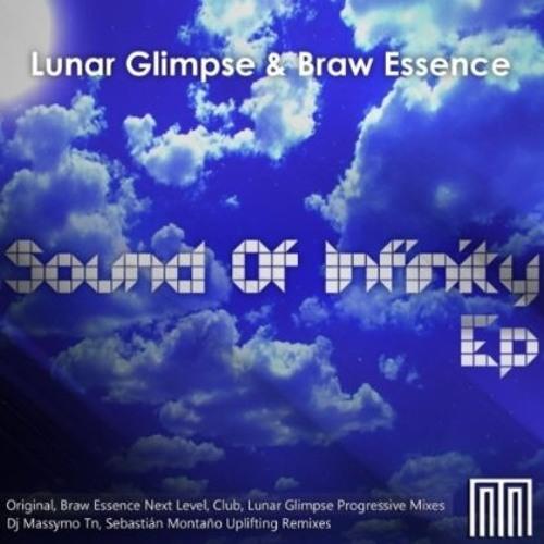 Lunar Glimse & Braw Essence - Sound Of Infinity (Sebastian Montano Uplifting Remix) [Mega Drive]