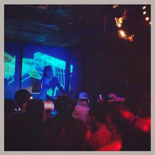G JONES LIVE @ LOW END THEORY LA 1/9/13