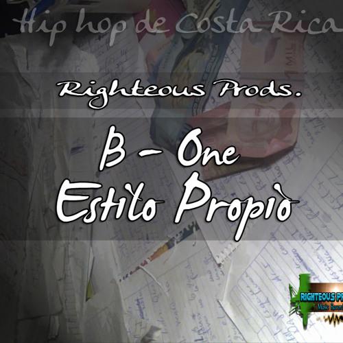 B One - Estilo Propio (Rec By Righteous Productions)