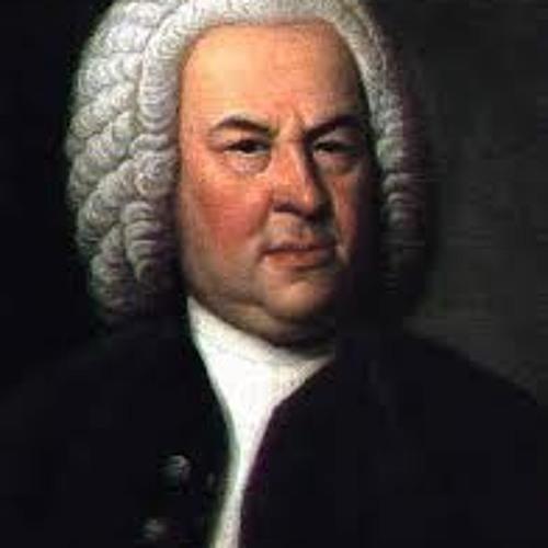 Bach Gm menuet (harpsichord)