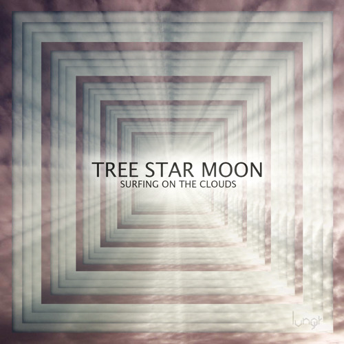 Surfing On The Clouds by Tree Star Moon