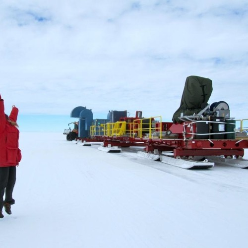 An exclusive preview on the discovery of microbes in subglacial lake in Antarctica