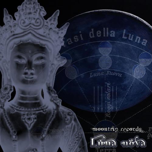 Goamora - Bouncing Between Realms [Moontrip Records - Luna Nova 2013]