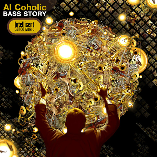 Al Coholic - Bass Story (2013) LP / Ultra Vague Recordings