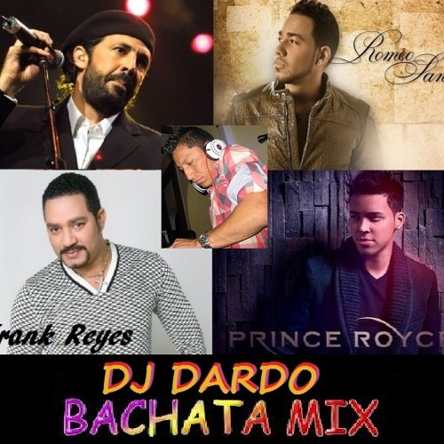 Bachatas romanticas mix 25 min.  DARDO