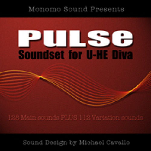 Pulse Soundset for U-he Diva demo