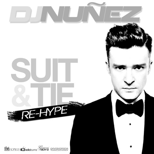 Suit & Tie (DJ Nuñez Re-Hype) (clean intro)