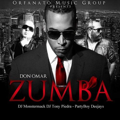 DON OMAR - Zumba electroflip INTRO hype  acca out - dj monstermack dj tony piedra.