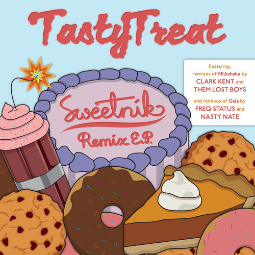 "TastyTreat - ""Gala"" (Freq Status Remix)"