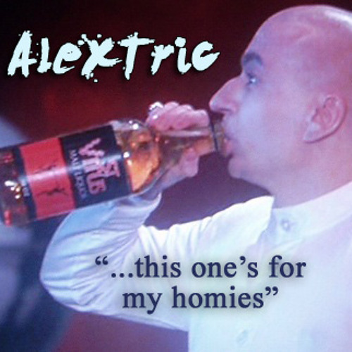 For My Homies (Dancing Attack Mixtape) - ALEX TRIC [Free Download]
