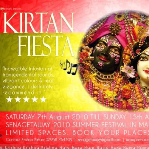 Madhava Prabhu 24 Hour Kirtan All Stars New Vrajamandala