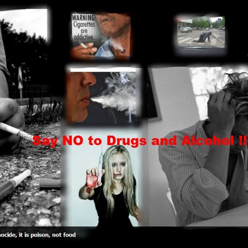 Say NO to Drugs and Alcohol (Original Song) - ENSURE ABSOLUTE POISON!!!