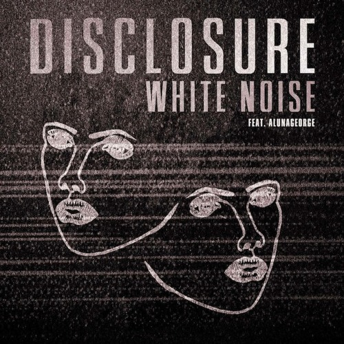 Disclosure Ft Aluna George (White Noise) Ian Round's 90's edit