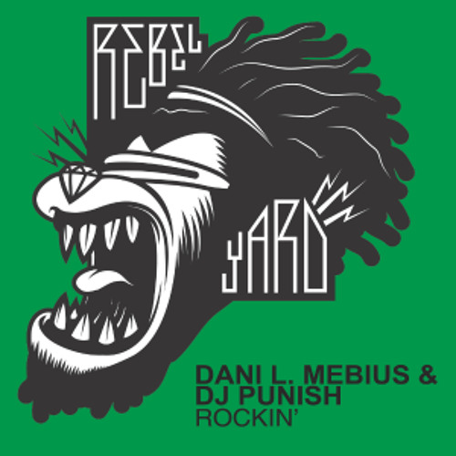Dani L. Mebius and DJ Punish - Rockin' (Original Mix) - OUT NOW -