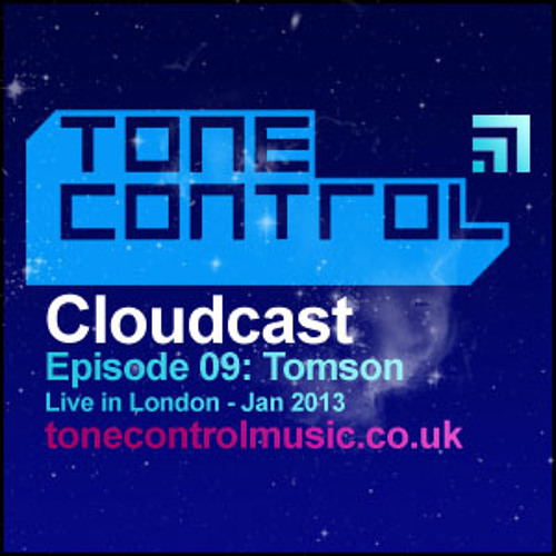 Tomson - Live at Tone Control in London - Jan 2013