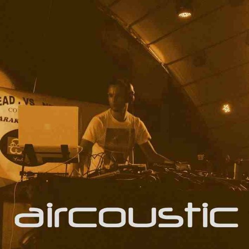 RickCee -  mix for aircoustic headphones Feb 2013 (deep-house mix)