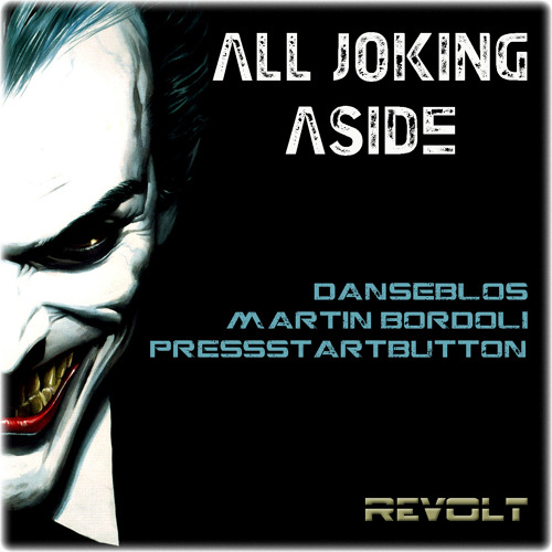 *OUT NOW - All Joking Aside EP - (Three Track Original)