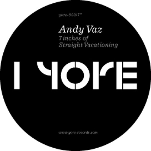Andy Vaz - Detroit In Me (Orlando B Mix)