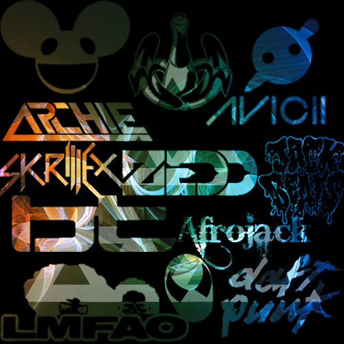 ElektroKontest Mix (deadmau5, dada life, LMFAO, Zedd, Avicii ... +++)