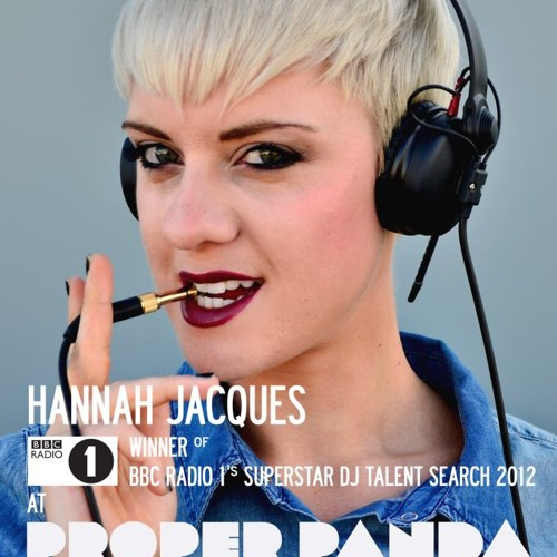 Funkysential Radio Mix Jan 2013 - DJ Hannah Jacques