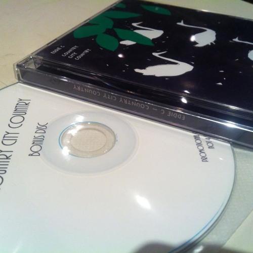 Eddie C (CCC Bonus Mix) - Disk Union CD exclusive