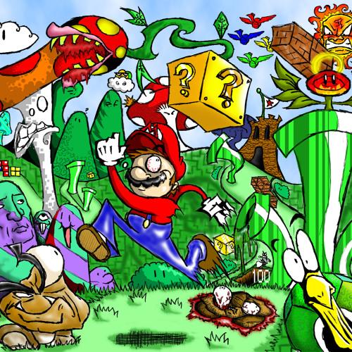 Dum Dumpster - Mario On Stereoids (Original Mix)