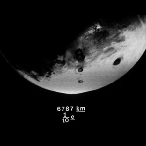 Pemberhentian Pertama: Stasiun Bulan