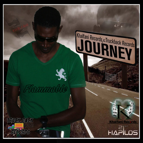 Journey - Flammable - Khalfani Records Truckback Records 2013