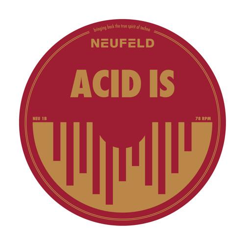 Clemens Neufeld - Acid Is (Free Floating Mix) NEUFELD 01 Free Version