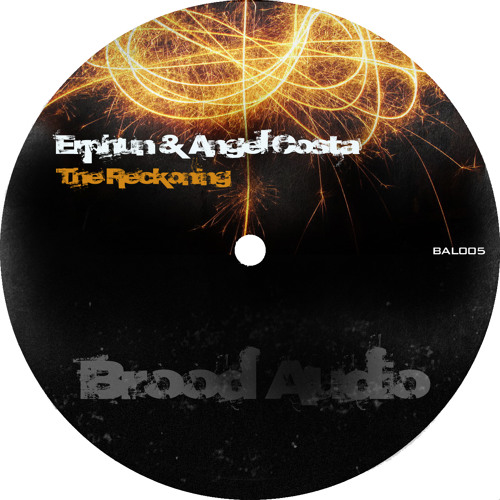 [BAL005] Erphun & Angel Costa - The Reckoning (Original Mix)_CLIP 192 - VINYL