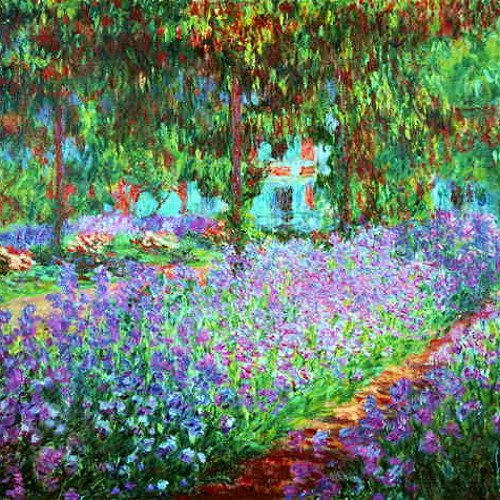 356 - Garden At Giverny - 320kbps