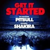 Shakira Feat Pitbull - Get It Started (Anndhy Becker Boot PVT) Part II (Previa)