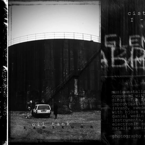 Oil tank (Released  on 23rd March on Industrial Culture in exclusive cassette edition)