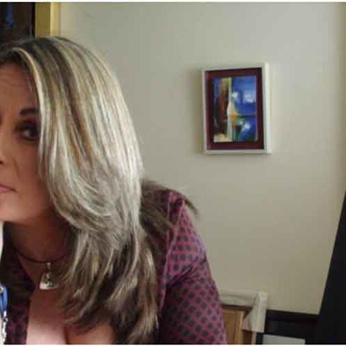 Entrevista de @FatimaGalBos  con la pintora mexicana Annie Meza