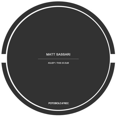 Matt Sassari - This Is Dub (Original Mix) [PTBL101]