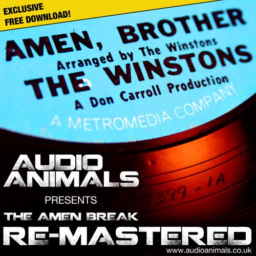 Amen Break Samples Remastered By Audio Animals