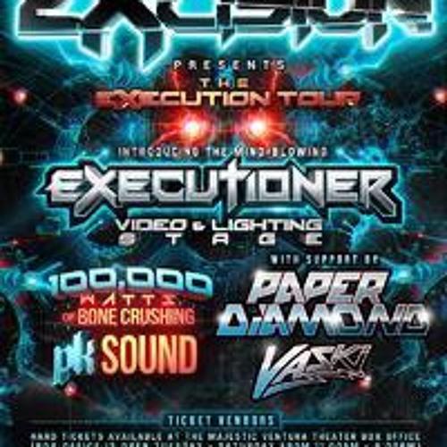 MONSTR DROP @ *Excision Execution Tour* - Ventura Mini Teaser Mix