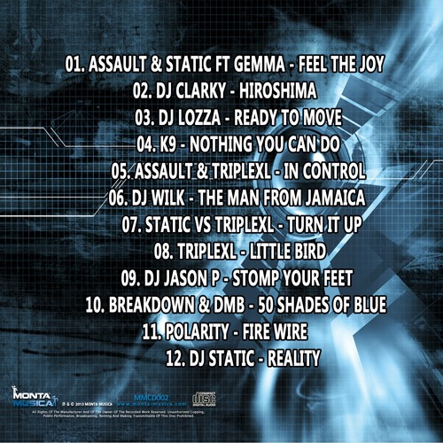 DJ Impact b2b DJ Panic - Stage 2 Progression (Promo Set)