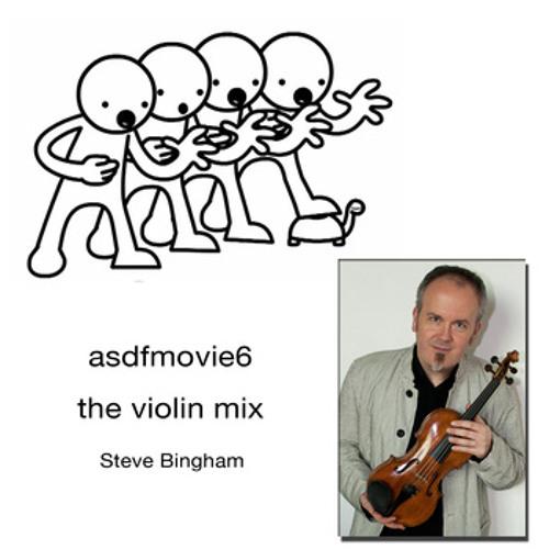 asdfmovie6 the violin mix