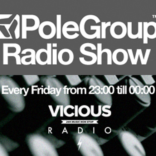 PoleGroup Radio/ Steve Rachmad/ 08.02