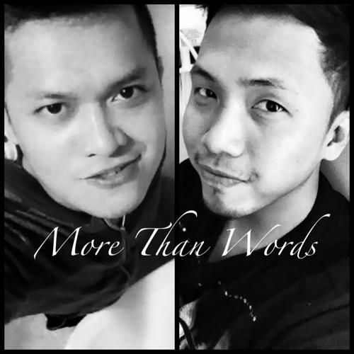 More Than Words - Extreme (with @celsmaca)