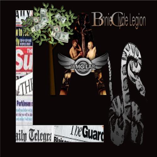Bonnie Legion ft. Clyde Legion- Liar (2013) WMG Lab Records.