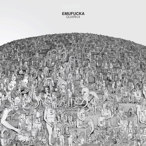 Emufucka - Quark/4 (EP) Teaser (LR009) - out on March 25th, 2013 (Discontinued)